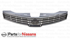GENUINE NISSAN 2007-2009 QUEST FRONT RADIATOR GRILLE CHROME BLACK NEW OEM