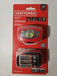 Craftsman LED Headlamp 250-Lumen - Batteries Included - NEW, UNOPENED