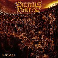 BURNING HATRED - CARNAGE   CD NEU