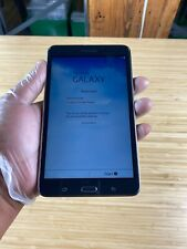 "Samsung Galaxy Tab 4 Black SM-T230NU 7"" 8GB (Wi-Fi), Quad-Core Tested FAST SHIP!"