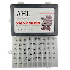 47 Pcs 7.48mm Valve Shim Kit 1.2~3.5 mm for Kawasaki ZZR600 ZX-9R KLX250 ER-6N