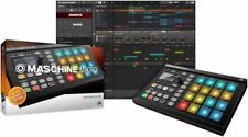 Native Instruments Maschine Mikro MK2 Black - Groove Production Studio