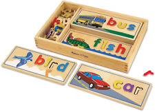 Melissa & Doug 12940 See and Spell Educational Toy