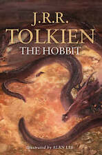 The Hobbit Illustrated Edition by J. R. R. Tolkien (Paperback, 2008)