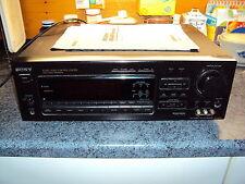 Sony STR D965 surround stereo 225 Watt Digital tuner