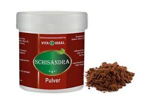 VITA IDEAL® Schisandra Beeren PULVER + Messlöffel