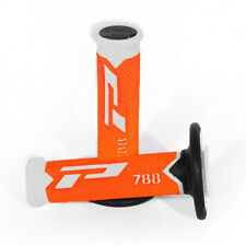 Progrip Mx Gear 788 LE Orange Motocross Dirt Bike Handlebar Triple Density Grips