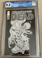Image The Walking Dead #108 Black And White Variant 15th Anniversary CGC 9.2
