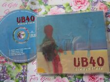 UB40 ‎– Always There Label: Virgin ‎Records – 7243 8 94683 2 8 CD Single