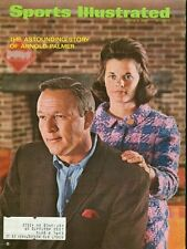 1967 Sports Illustrated ARNOLD PALMER + Wife ASTOUNDING STORY of ARNIE PALMER
