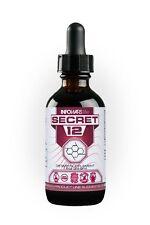 SECRET 12 - VITAMIN B12 FORMULA - (29.6ml / 1 fl. oz) - Info Wars