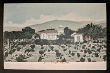 Mint Vintage Cali Mallarino Park Cali Columbia Real Picture Postcard