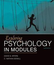 Exploring Psychology in Modules 10th Edition (PDF, eBook)