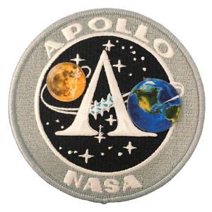 Apollo Program Patch Official Nasa Edition
