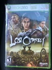 Lost Odyssey  XBOX 360 BRAND NEW FACTORY SEALED