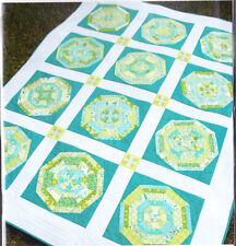 CLEARANCE - Whirl - modern pieced quilt PATTERN - Amanda Murphy
