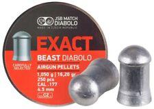JSB Diabolo .20 Air Exact PELLET Fucile Munizioni Fucile ad Aria Compressa pieno barattoli di 500 5.1