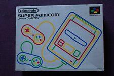 Super Famicom Consola Sistema en Caja Japón Nintendo 70