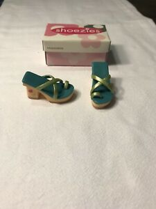 Hasbro Shoezies NIB Sandals Two Pair (B1)