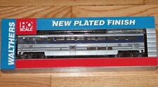 WALTHERS 932-16166 SUPERLINER I COACH AMTRAK CALIFORNIA SURFLINER PLATED