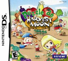 puzzle  de harvest moon ds