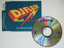 CD Singolo DJ FLASH Un lorenzo c e gia 1994 CRIME SQUAD 028 CDS Jovanotti (S3)