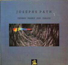 GERARD HARRIS AND DIALOG joseph's path MVLP 17 uk move 1986 LP PS EX/VG+