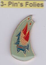 Pin's Folies ** Badge Olympic Albertville Winter games 1992 official