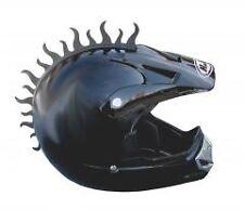 Motorcycle Helmet Blade Spike Mohawks for Biker Helmets Decal WarHawk Mohawk