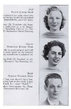 1938 Camden NJ Wilson High School Yearbook~photos~History~Football~Local Ads~++