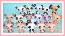 ❤️BIG Littlest Pet Shop LPS 16 PANDA Bear 1413 1328 1305 1021 925 904 + LOT❤️