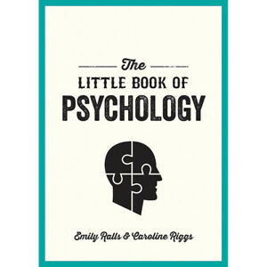 The Little Book of Psychology (Paperback), Books, Brand New