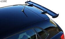 RDX techo alerón VW Polo 6r & 6c alerón trasero de techo alerón alas atrás Wing