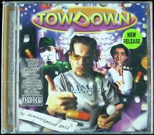 "TOW DOWN ""BY PRESCRIPTION ONLY"" 2000 CD ALBUM 13 TRKS G RAP ~RARE~ HTF *SEALED*"
