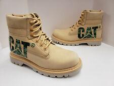 NIB Mens Caterpillar COLORADO BOLD Casual Boots P744300 New Wheat Nubuck