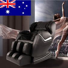 REALRELAX Human Touch Shiatsu Full Body Zero Gravity Electric Massage Chair BLK