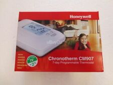 Honeywell CM907 7 Day Programmable Room Thermostat - White