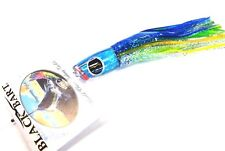 Black Bart Eleuthera Plunger Big Game Trolling Lure Medium - Blue Foil / DOLPHIN