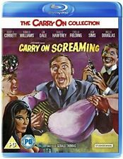 Carry On Screaming - Blu-ray Region B