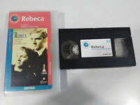 REBECA TAPE VHS COLECCIONISTA ALFRED HITCHCOCK LAURENCE OLIVIER JOAN FONTAINE