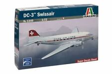 Aéronefs miniatures avions de ligne commercial en plastique