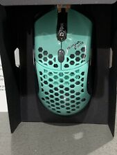 Finalmouse Air58 Ninja Gaming Mouse - Cherry Blossom Blue