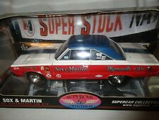 HWY 61 Supercar Collectibles Sox&Martin 67 Superstock 440 GTX  1/18 #8 in Series