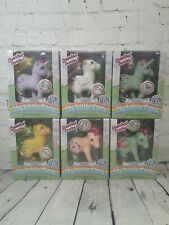 My Little Pony Rainbow Collection Scented Complete Set 35th Anniversary Nostalgi