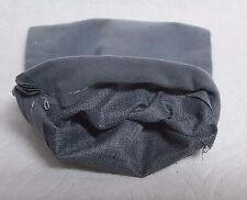 "DICE BAG - GREY CLOTH - 4"" x 5"" O.D.- HOLDS DICE & GAME PIECES - 20% OFF SALE!"