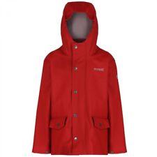 Regatta Kids Edrik Waterproof Breathable Button Jacket 11-12 Years TD086 FF 19
