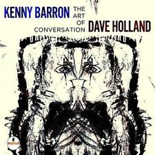 Kenny Barron And Dave Holland - The Art Of Conversation (NEW CD)