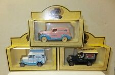 3 LLEDO Theriault's The Dollmasters Trucks 1993 1995 1997 1:64 Scale New In Box