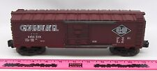 Lionel ~ 6464-32x Conrail / Reading lines over stamp Boxcar
