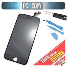 Pantalla completa LCD RETINA + Tactil iPhone 6 de 4,7 negra + herramientas A+